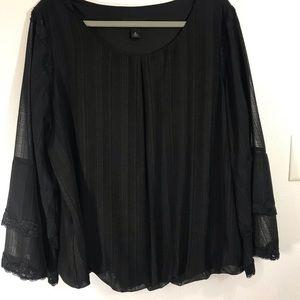 AGB Woman Black Blouse